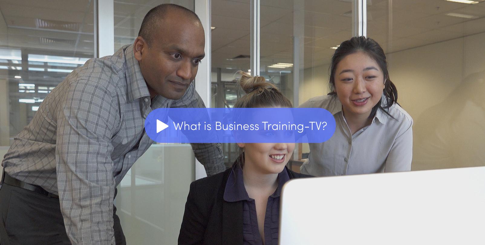 Business Training-TV