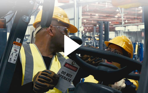 Forklift Safe Operations Video eLearning