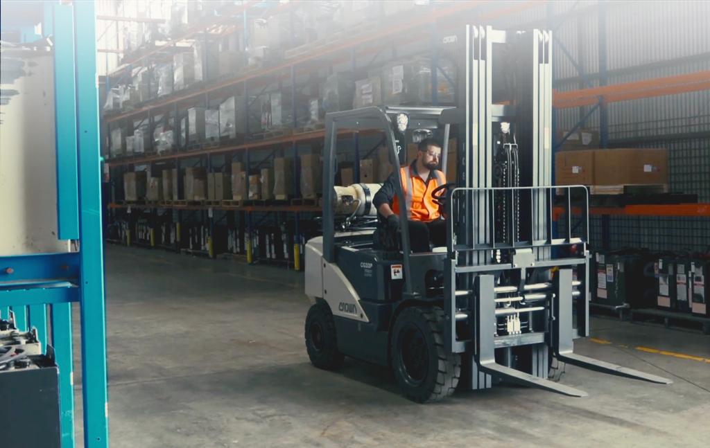 Business Training-TV Forklift Safe Operations